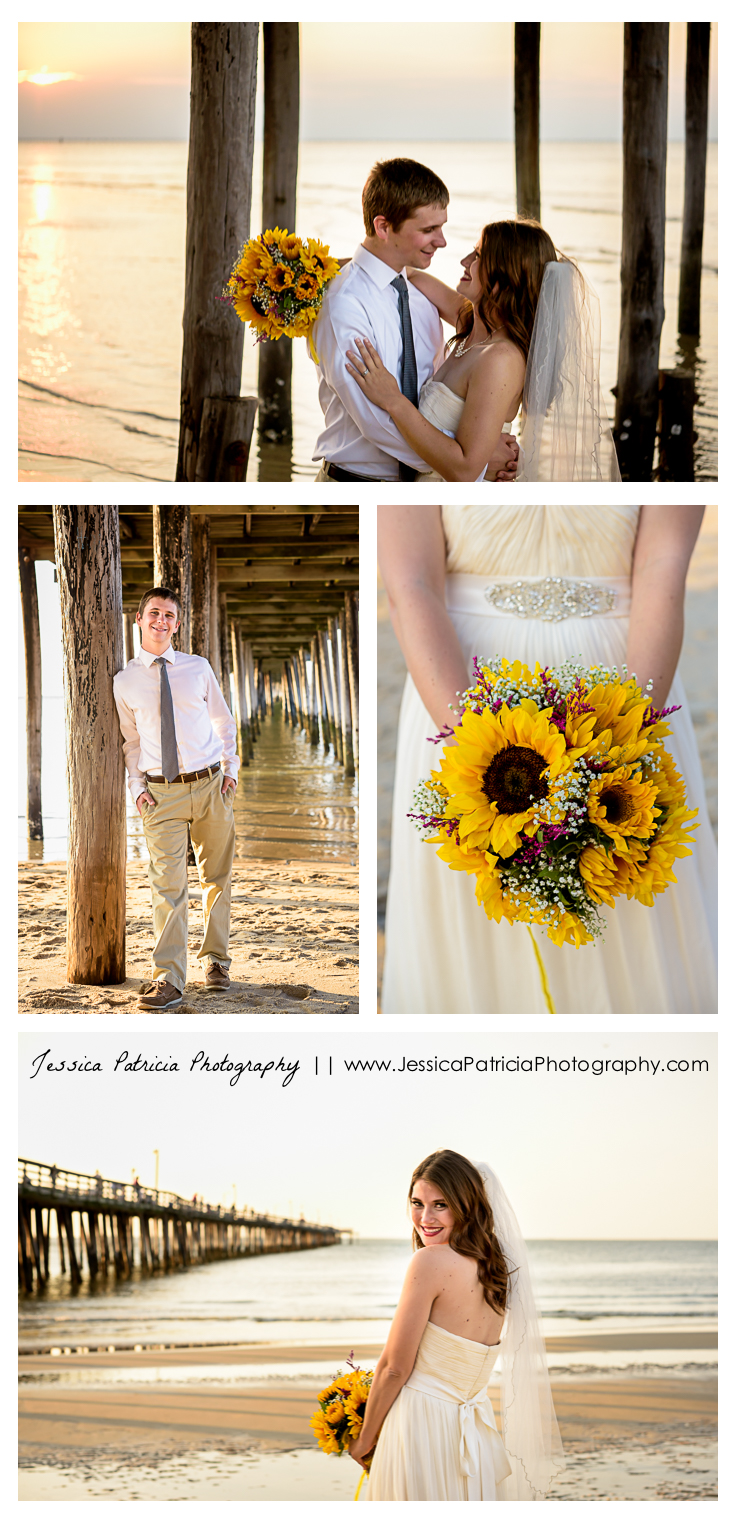 Jessica Patricia Photography_Sunset Bridal Portraits