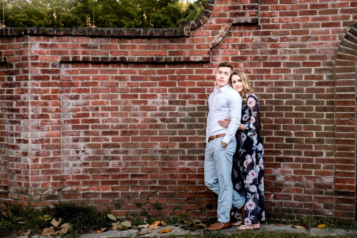 Couples Portrait Photographer_Jessica Patricia Photography_Brick Wall Portrait